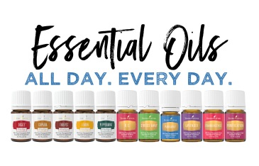 essential oils all day everyday