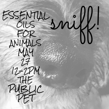 Oils for animals