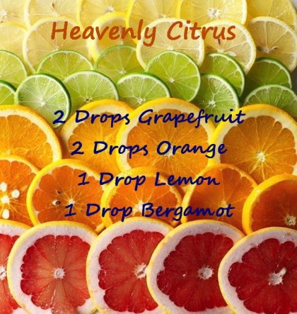 heavenly citrus recipe